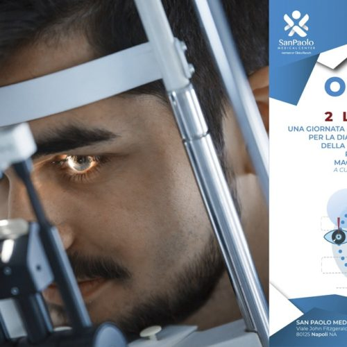 Open Day Oculistica a Napoli, appuntamento al San Paolo Medical Center